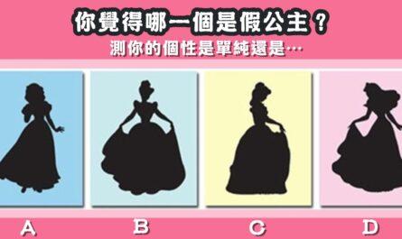 覺得,哪一個,假公主,測試,單純,還是,其他,心理測驗,星座寶寶